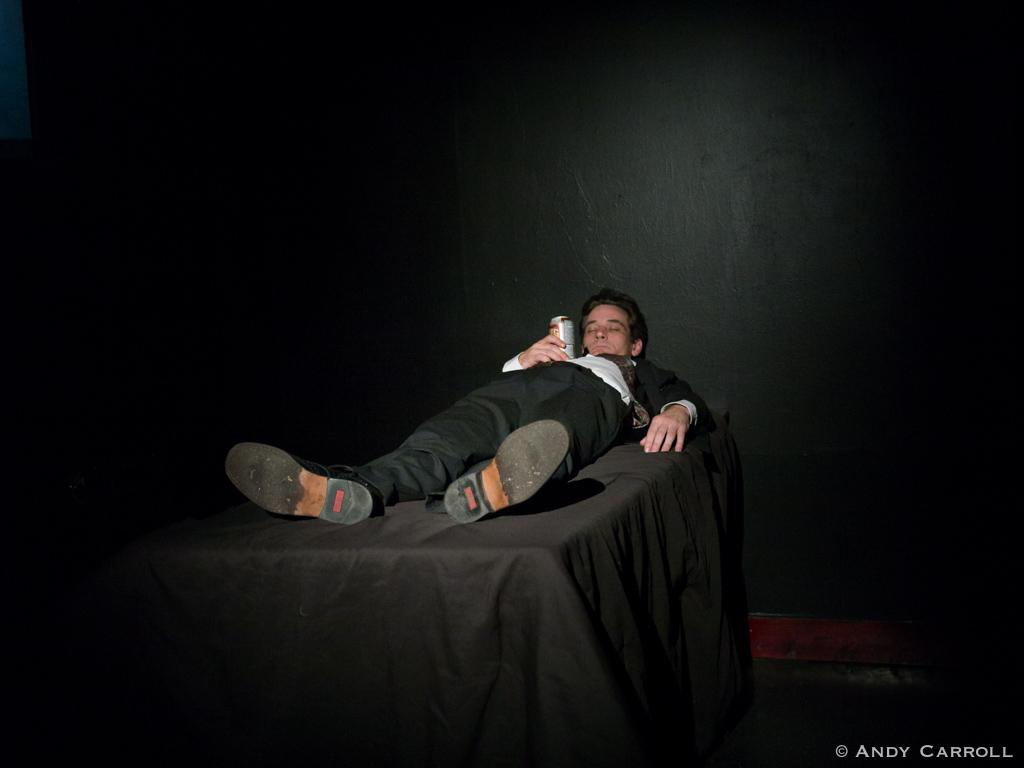 Mulder (Ryan Kerr)