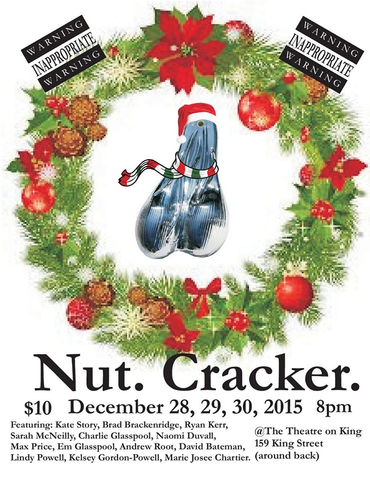 nut cracker 2015 poster