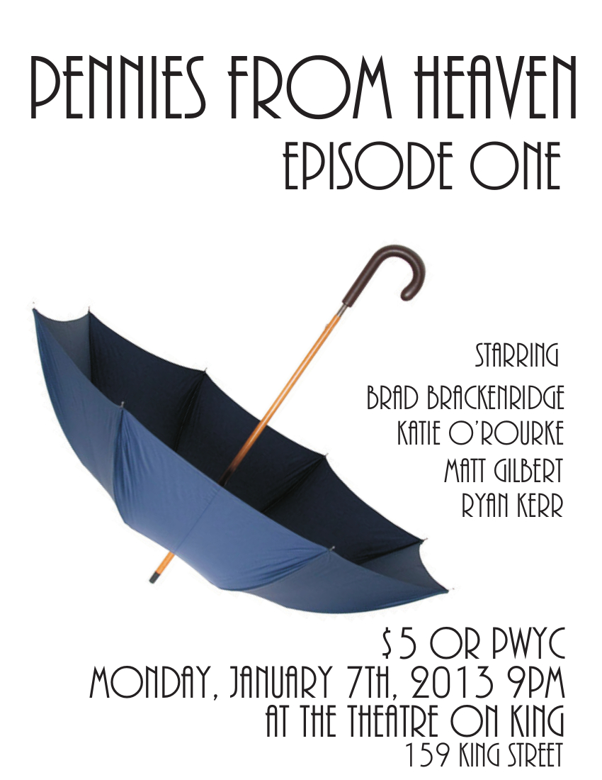 pennies from heaven ep 1 poster