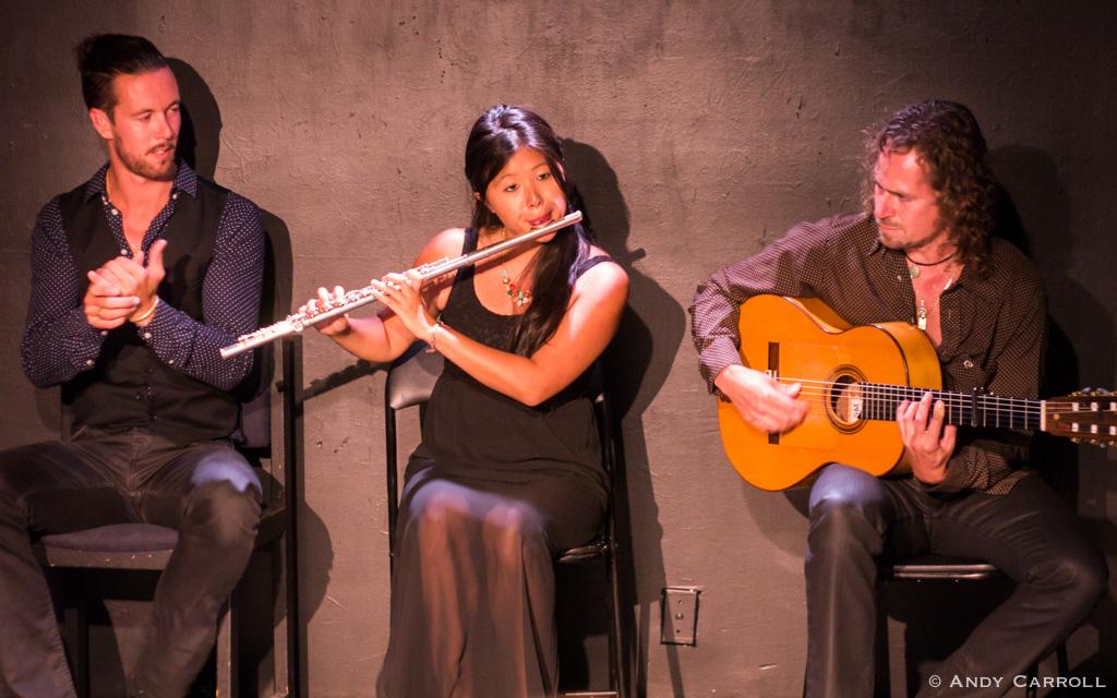 Alejandro Mendia, Lara Wong, and Dennis Duffin