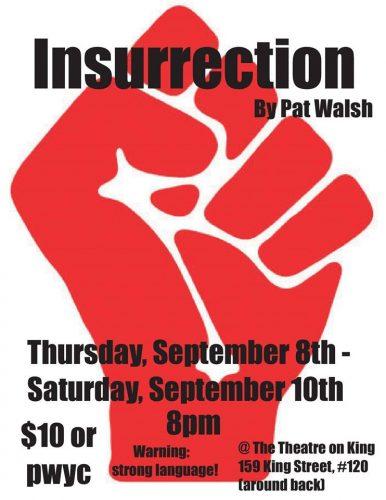 insurrection poster