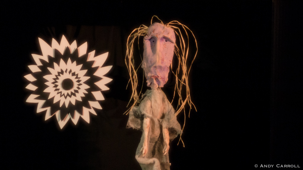 Puppetry by Brad Brackenridge