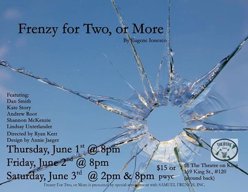 Frenzy for Two, or More
